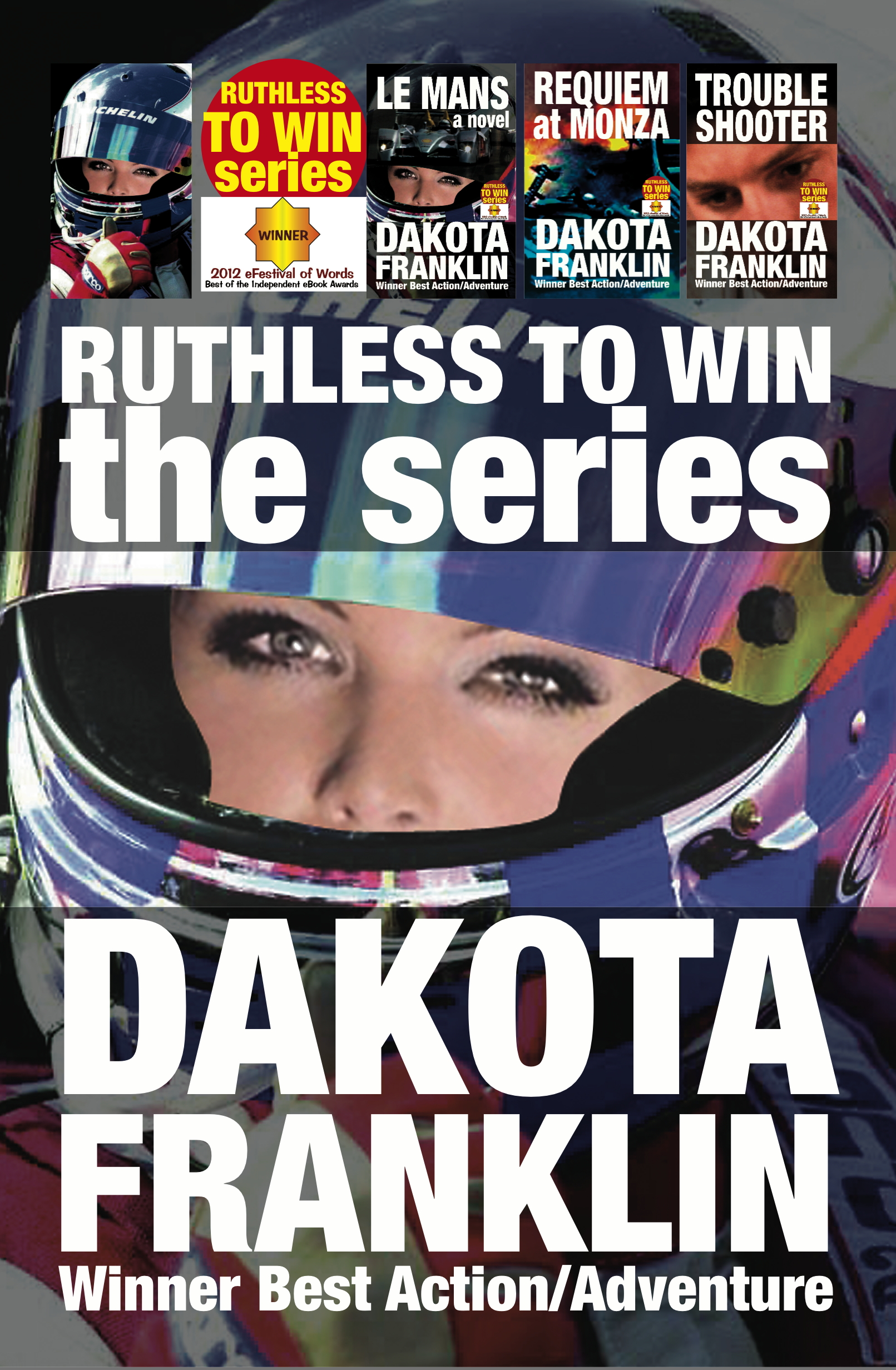 Dakota Franklin RUTHLESS TO WIN series