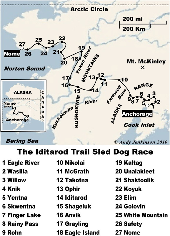 Yall Are Cordially Invited To Come Racing At The Iditarod With Me