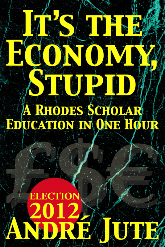 IT'S THE ECONOMY STUPID by Andre Jute