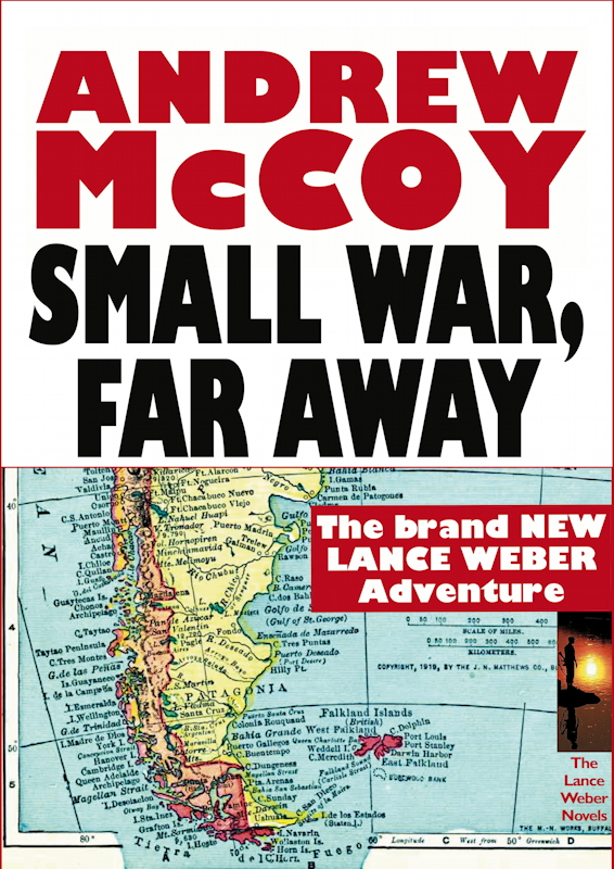 Small War, Far Away by Andrew McCoy